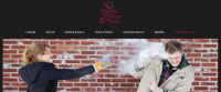 Miracle Mittens - Yola Website Example
