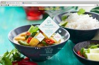 New Food Template by Wix