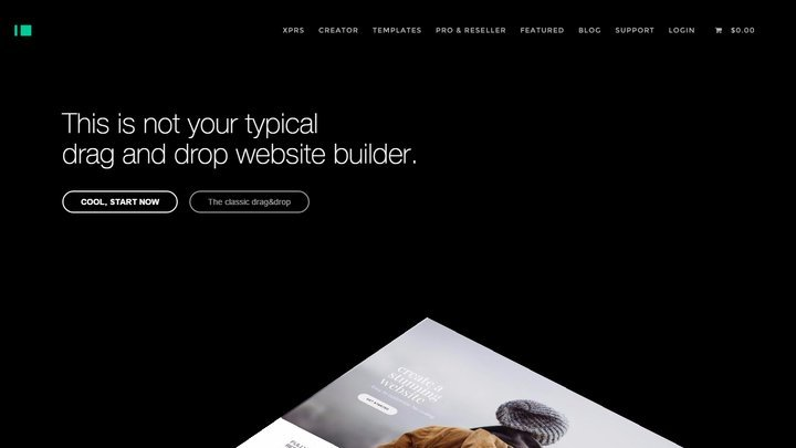 IMCreator Website Examples