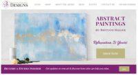 Brittany Haglers Design - Yola Website Examples