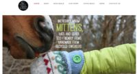 Miracle Mittens - Yola Website Examples