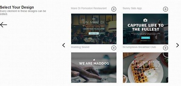 Webydo Templates