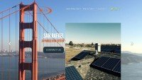 All Bay Solar – MotoCMS Company Website