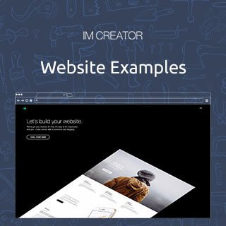IMCreator.com Website Examples