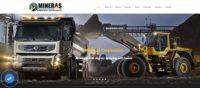 Mineras - uKit website examples