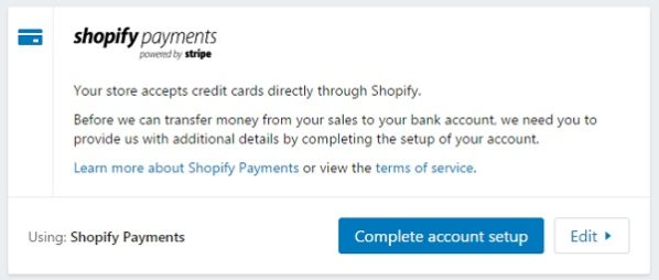 Shopify - Adjust Payments