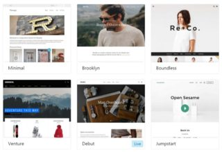 Shopify - Free Themes