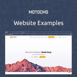 MotoCMS.com Website Examples