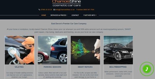 Chamois Shine