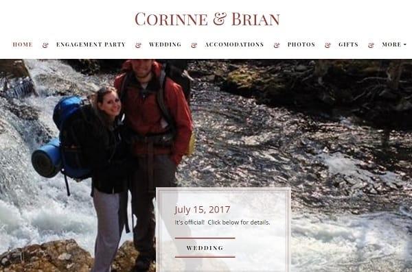 Corrine & Brian