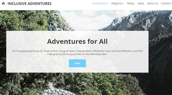 Inclusive Adventures