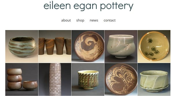 Elileen Egan Pottery