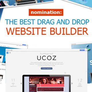 The Best Drag and Drop Website Builder