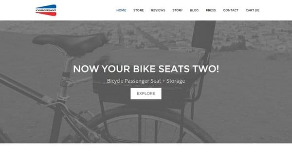 The Bike Seat