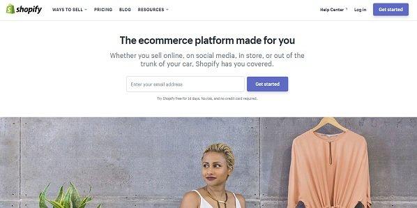Shopify main