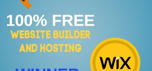 100% Free Website Builder and Hosting