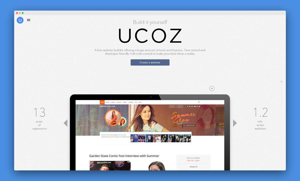 Ucoz Review Is Ucoz Com A Good Website Builder