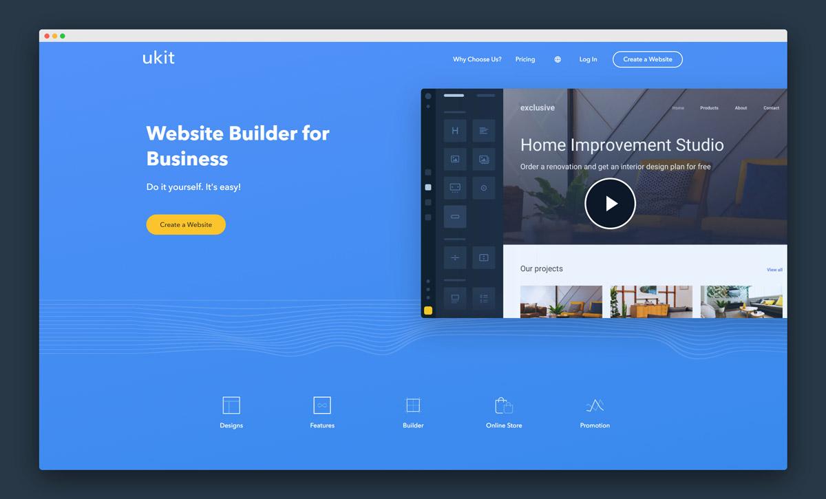 uKit Main Page