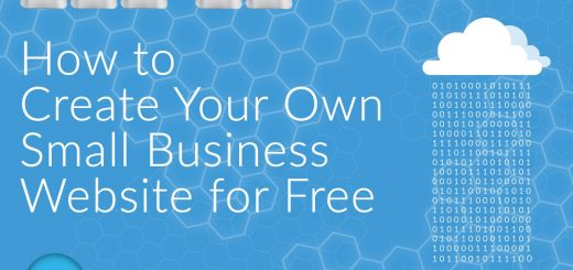 How to Create Your Own Small Business Website for Free