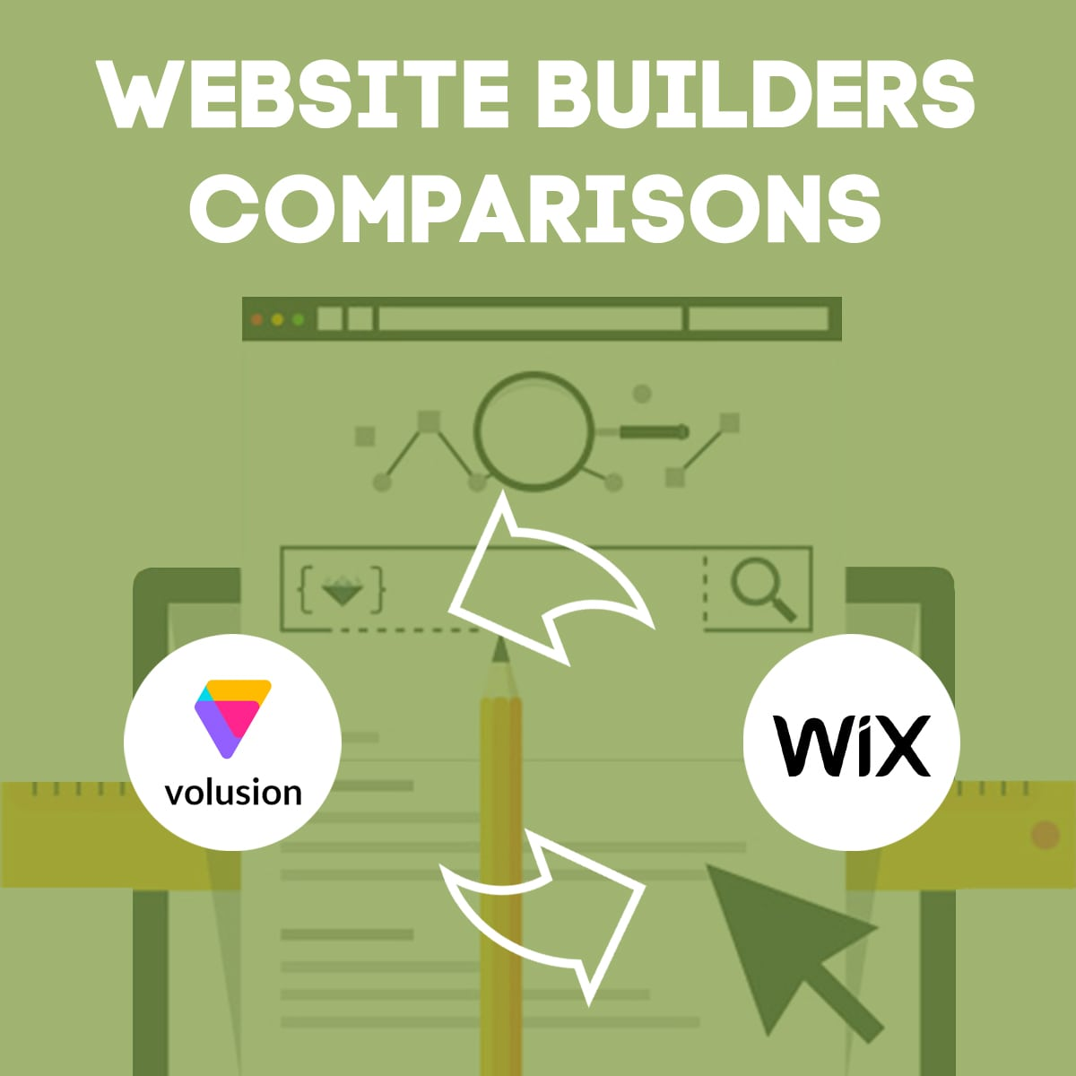 Volusion vs Wix